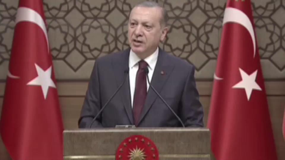 Erdoğan: Gazilere saldıranlar cezasını görecek