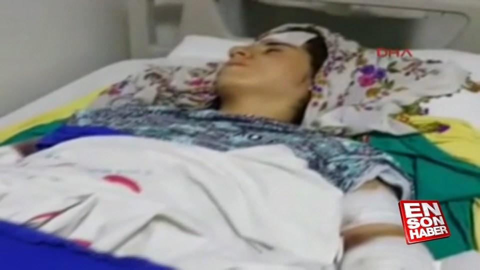 İşkence gören kadın önce bacağını sonra bebeğini kaybetti
