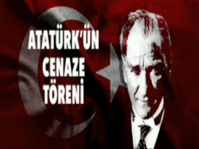 Atatürk'ün Cenaze Töreni - TRT Arşiv