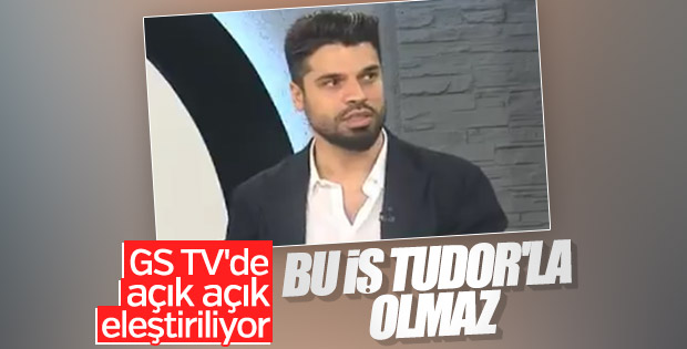 Gökhan Zan: Tudor Galatasaray'ın hocası değil