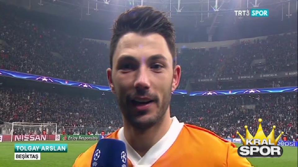 Beşiktaş'ın yıldızlarından Şampiyonlar Ligi değerlendirmesi