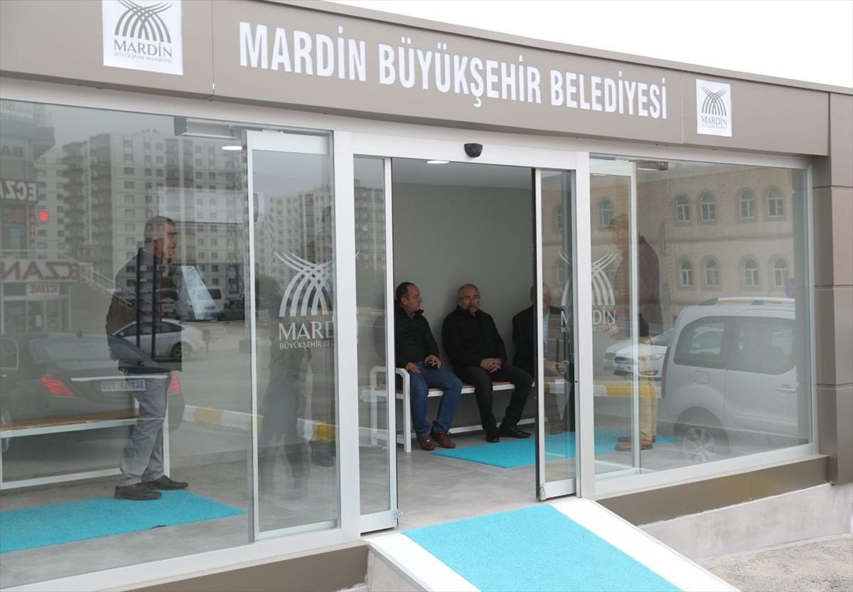 Mardin'de klimalı durak dönemi