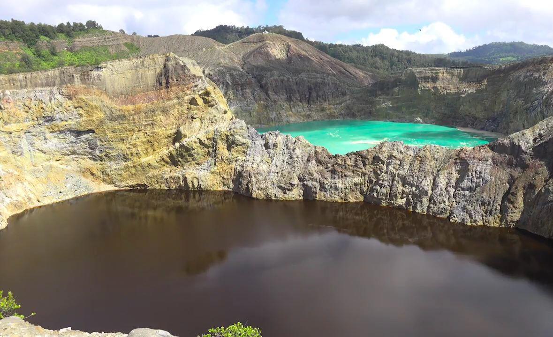 Kelimatu Dağı'nın nefes kesen gölleri