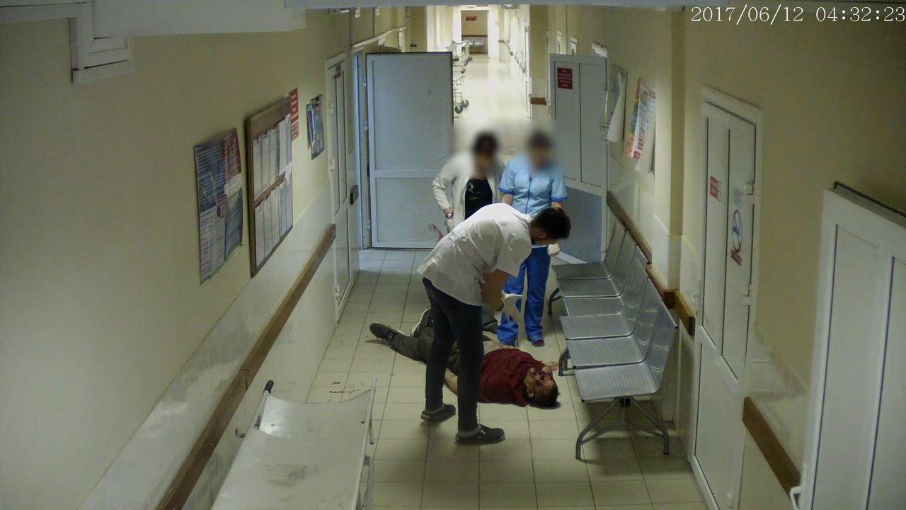 Ölmek üzere olan hastaya doktor yardım etmedi