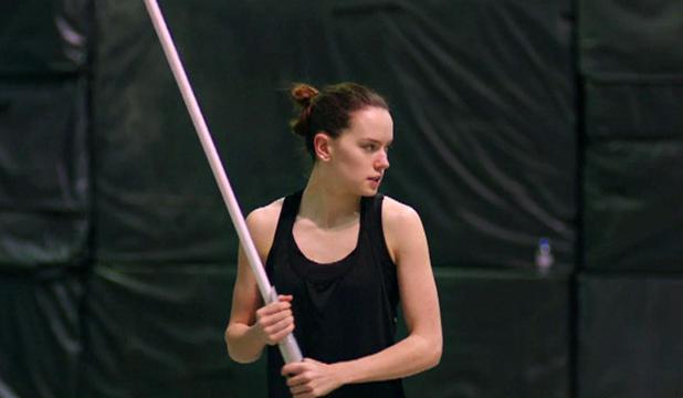 Star Wars: Son Jedi filminden dövüş eğitimi