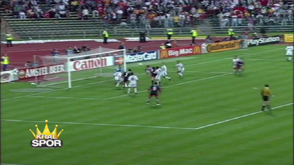 Beşiktaş - Bayern Münih: 0-2 (1997-98)