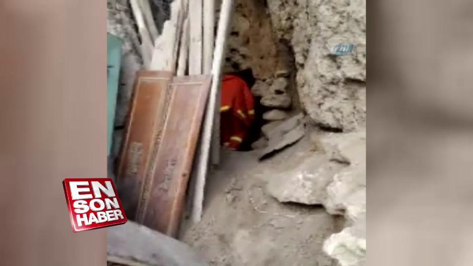 Mardin'de Garnizon Komutanlığına kazılmış tünel bulundu
