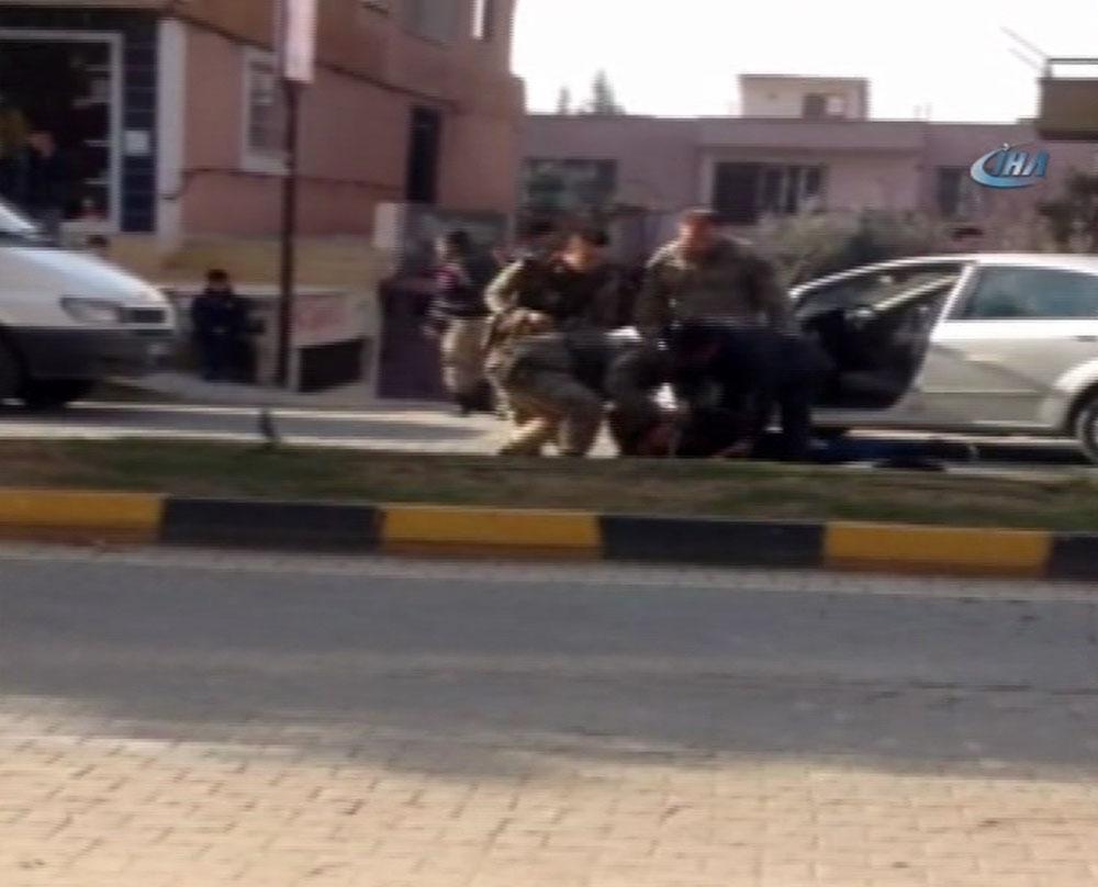 Hatay'da 4 terörist yakalandı