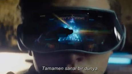 Başlat: Ready Player One Türkçe Altyazılı FragmanI