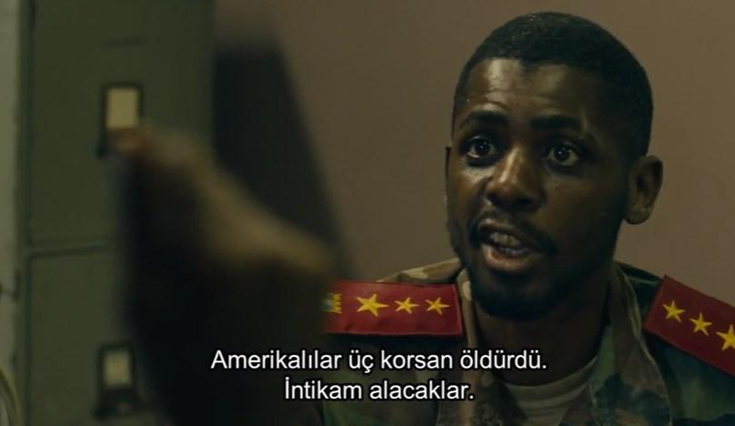 Somali Korsanları Türkçe Altyazılı FragmanI