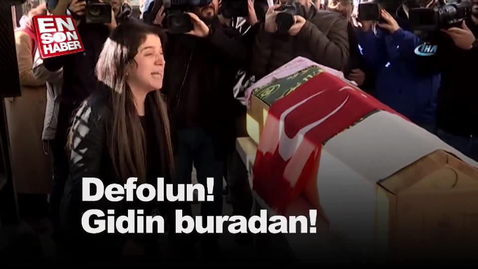 Kızları öldürülen anne dedelerine isyan etti