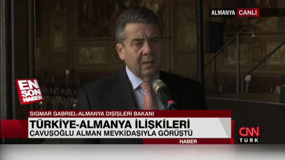 Almanya ile Türkiye arasındaki ilişkiler iyiye gidiyor