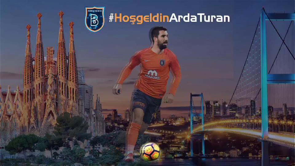 Başakşehir Arda Turan transferini açıkladı