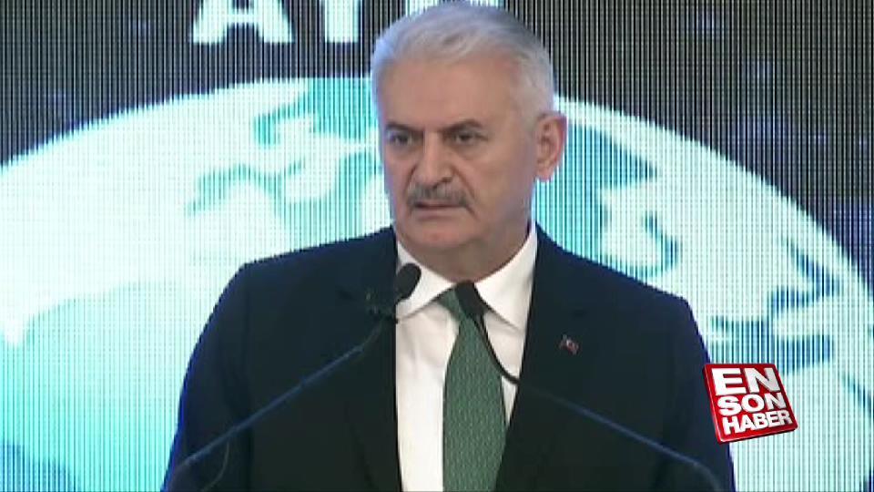 Başbakan Yıldırım'dan NATO'ya çağrı