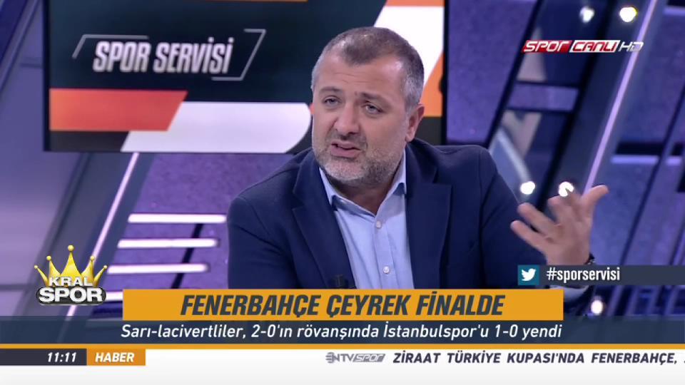 Mehmet Demirkol: F.Bahçe'yi izlerken ağlayasım geliyor