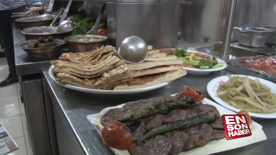 Sivas'ın yerel lezzetleri fast fooda karşı