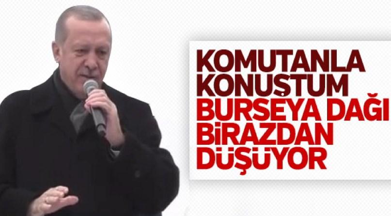 Cumhurbaşkanı Erdoğan Afrin'de son durumu anlattı