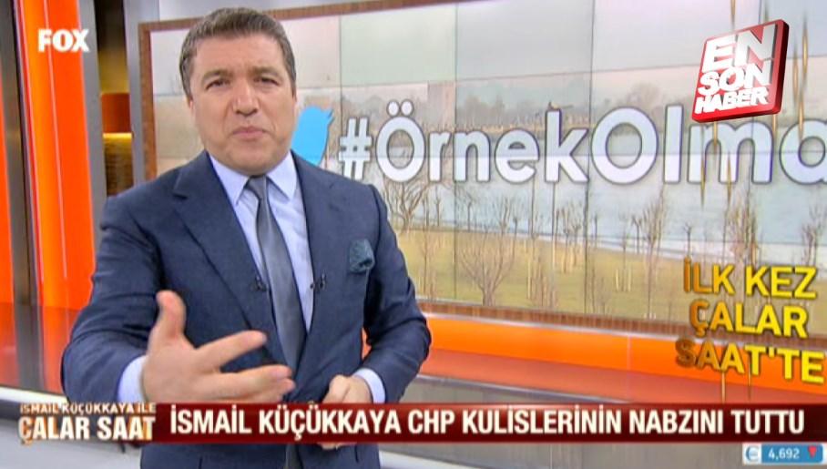İsmail Küçükkaya: CHP'de 5 kişinin dediği oluyor