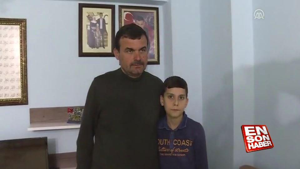 Şehit astsubay, Mehmetçik için 'tampon kemer' tasarlamış