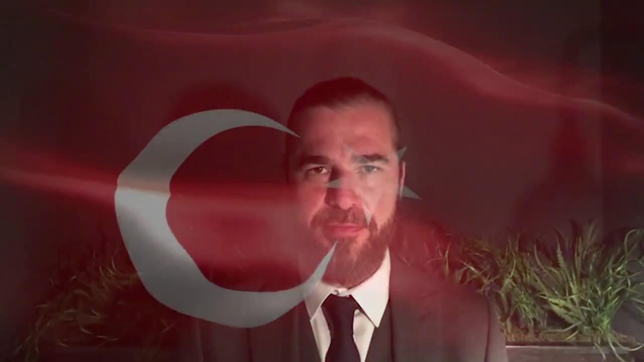 Diriliş oyuncularından Zeytin Dalı mesajı