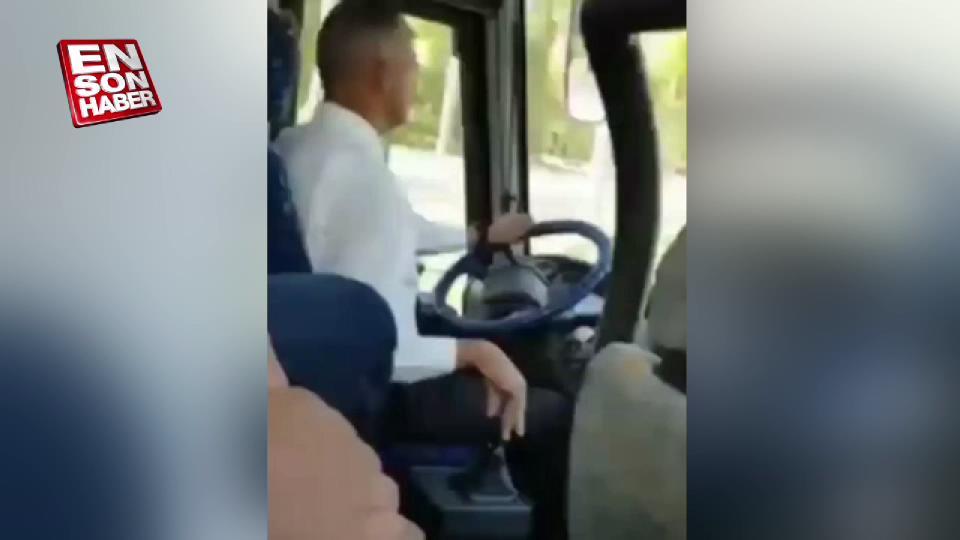 Dünyanın en kibar vites değiştiren şoförü