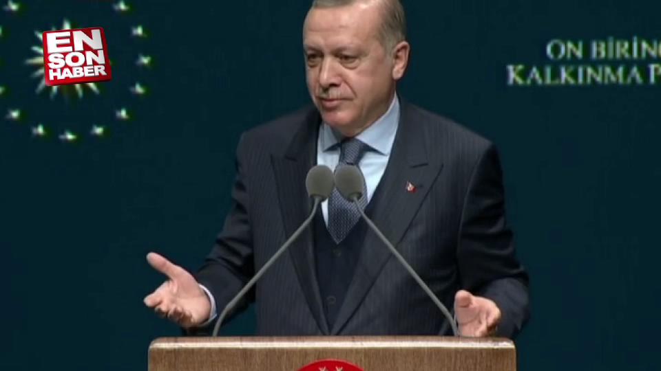 Erdoğan: Yakında insansız tank üreteceğiz