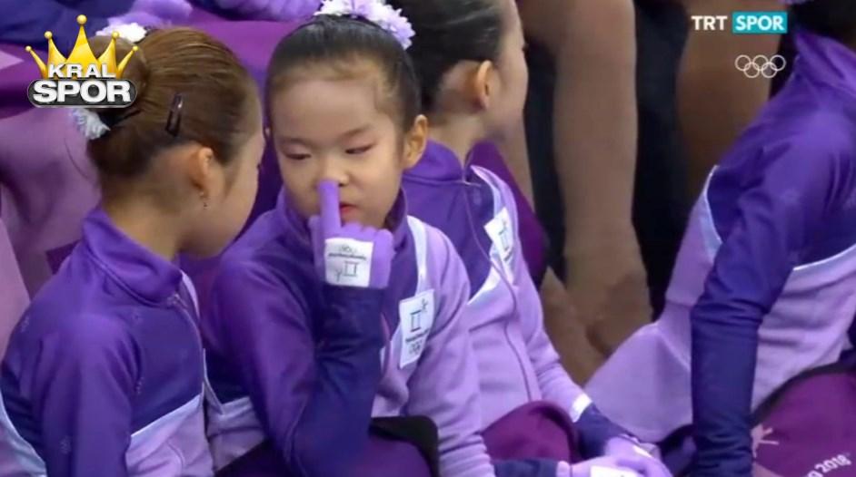 2018 Kış Olimpiyatları'nda eğlenceli anlar