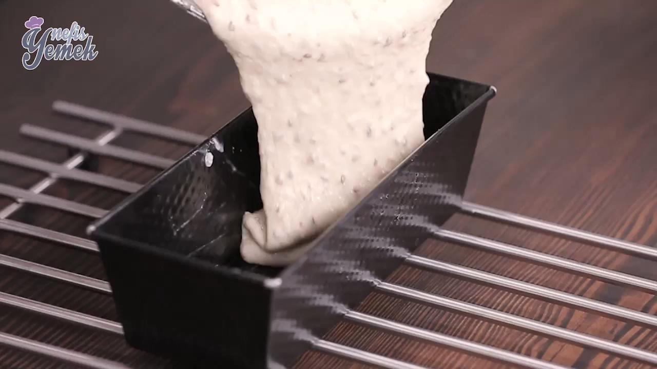 Vegan Muzlu Kek