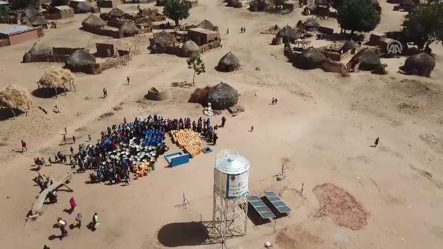 Afrika'ya 48 yeni su kuyusu açıldı