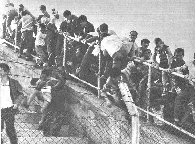 17 Eylül 1967 Kayseri-Sivas Faciası