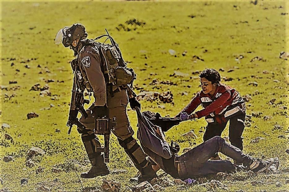 İsrail barbarlığının geldiği son nokta