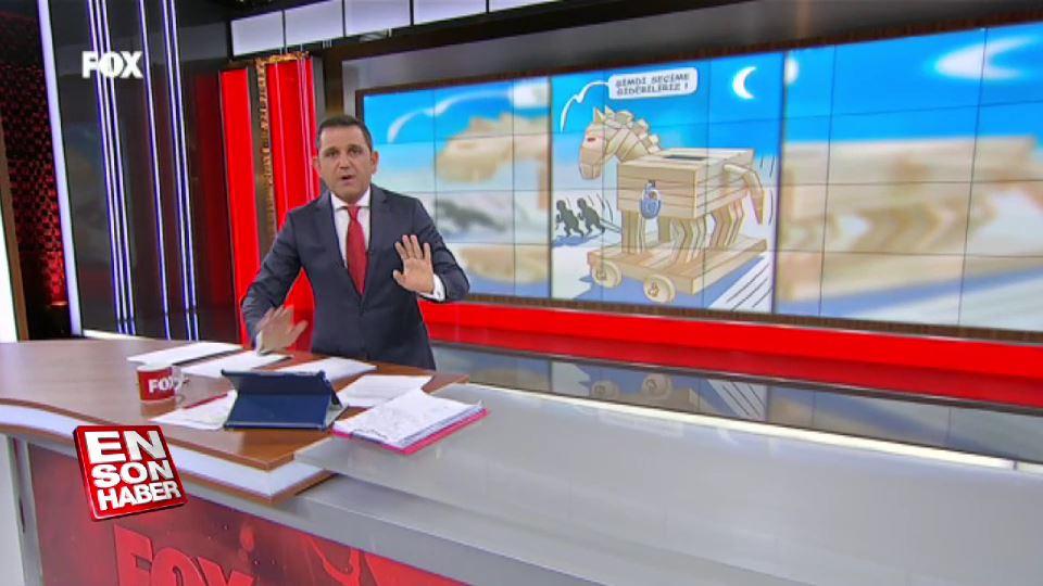 Fatih Portakal: Seçimlerde parmak boyası geri gelsin