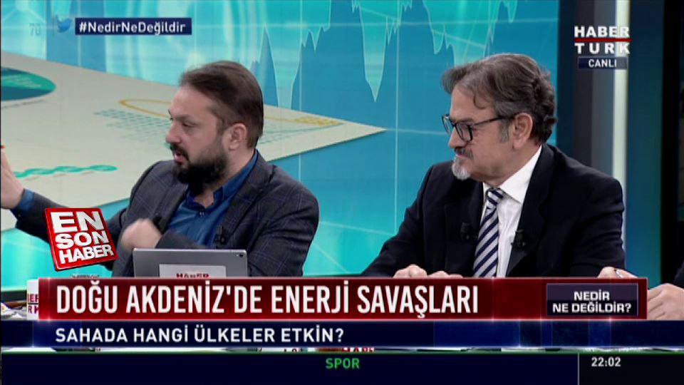 Doç. Dr. Ahmet Kasım Han'dan kadın gazeteciye hakaret