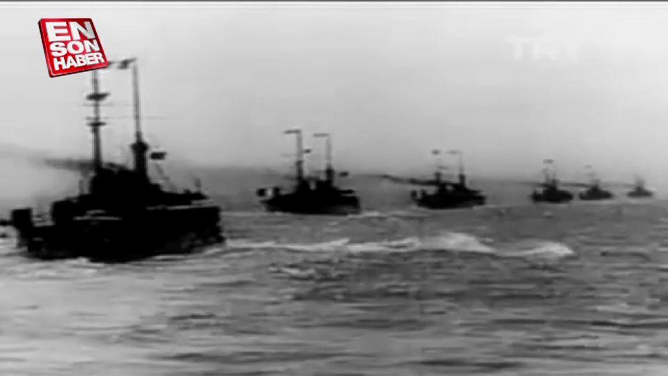 Çanakkale Savaşı Deniz Muharebeleri