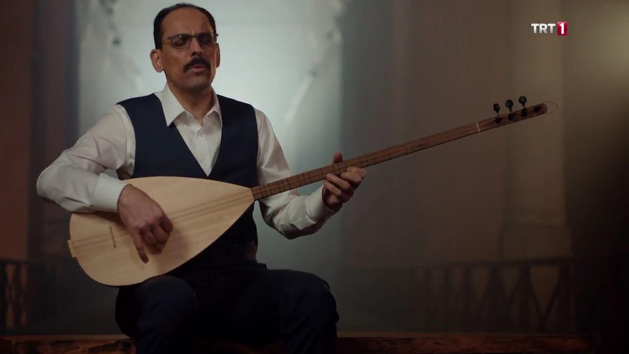 İnce Osman Ağıdı - İbrahim Kalın
