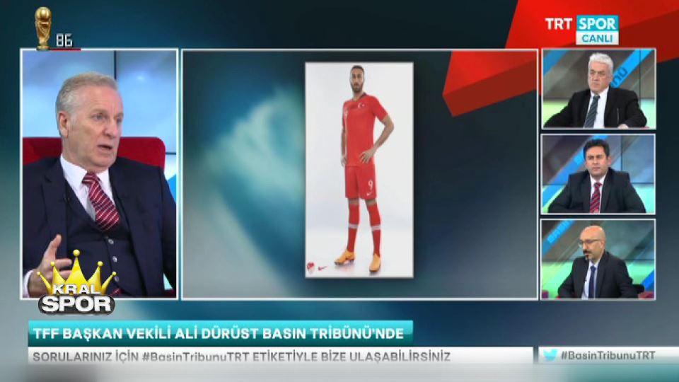 Ali Dürüst: Milli formanın 300 liraya satılması normal