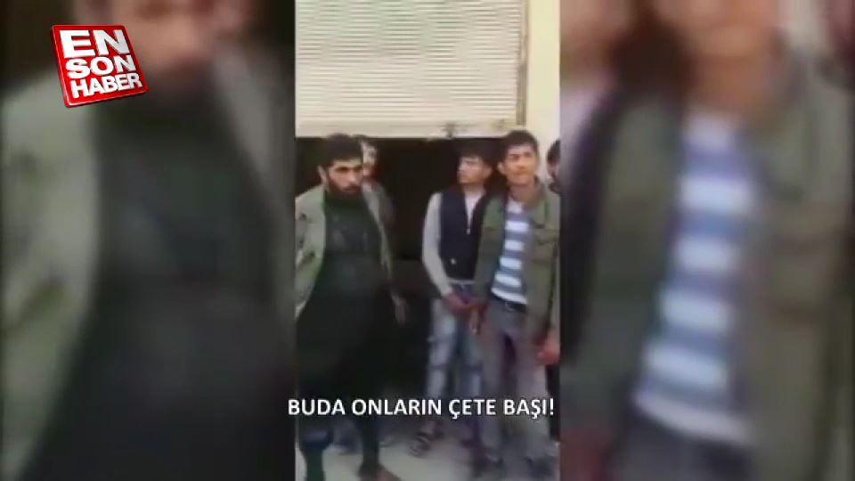 Afrin'de ÖSO kılığına girip yağma yapanlar yakalandı