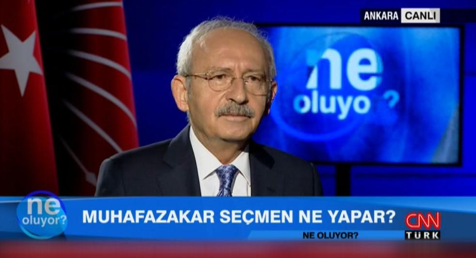 Kılıçdaroğlu'na göre Türkiye Finlandiya gibi olmalı