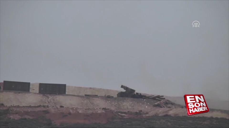 Zeytin Dalı Harekatı'yla binlerce terörist öldürüldü