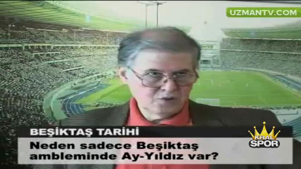 Beşiktaş'ın armasında neden Türk bayrağı var