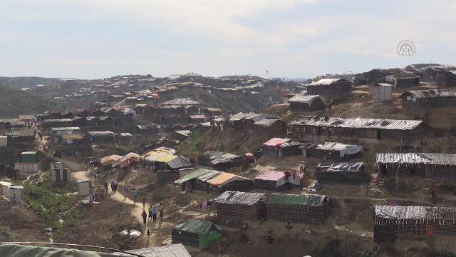 Arakanlılar güvence olmadan evlerine dönmek istemiyor