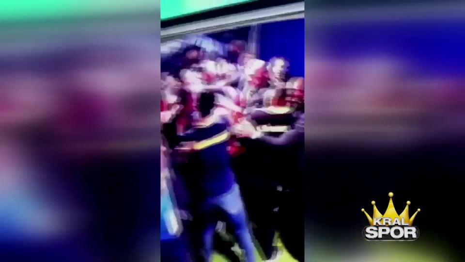 Koridorda Beşiktaş İdari Sorumlusu'na saldırıldı