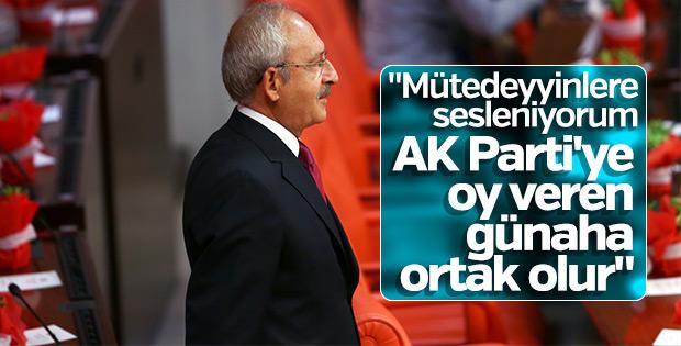Kılıçdaroğlu: Ekonomiyi bunlar değil tefeciler yönetiyor