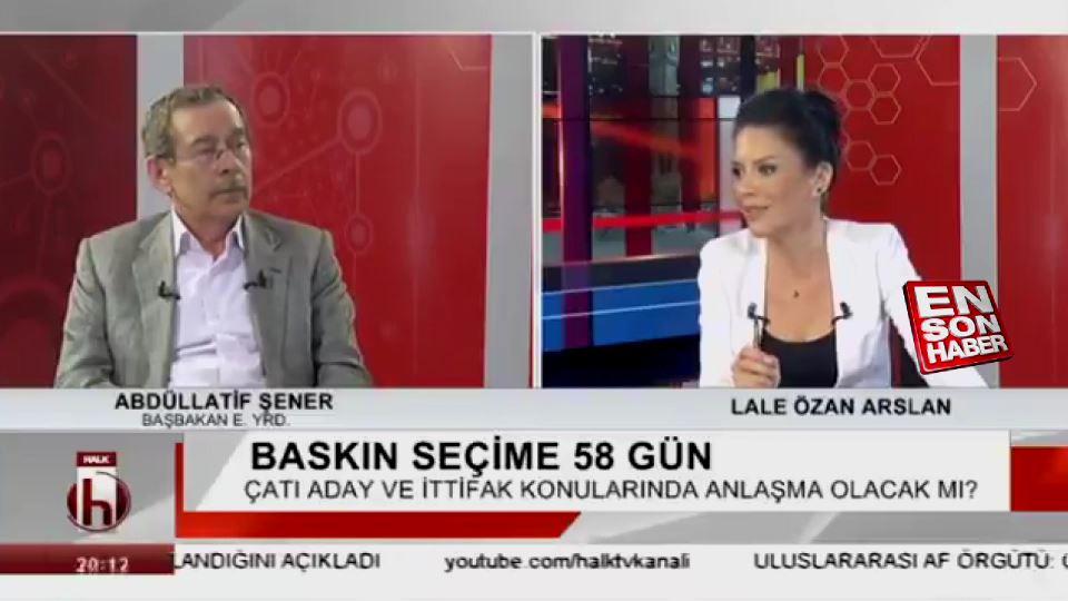 CHP'de oklar Abdüllatif Şener'e döndü