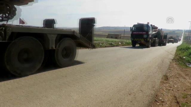 TSK İdlib'de 11'inci ateşkes gözlem noktasını kurdu