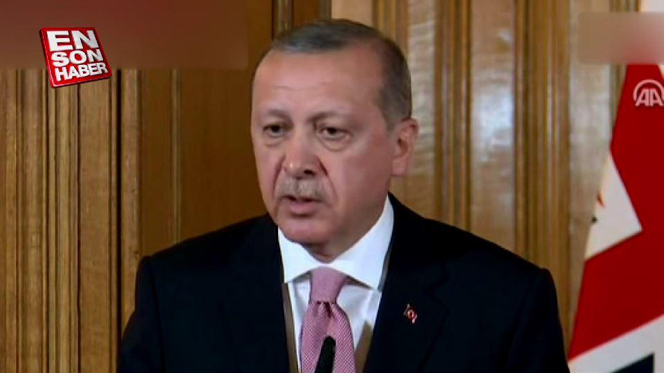 Cumhurbaşkanı: İsrail terör estirmeye devam etmektedir