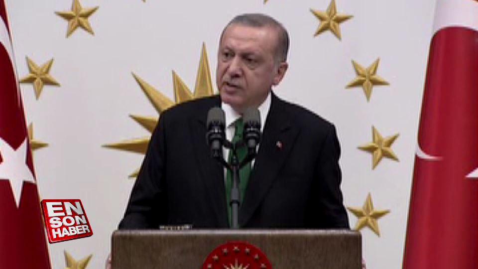 Cumhurbaşkanı: İsrail'e sessiz kalırsak dünya haydutlaşır