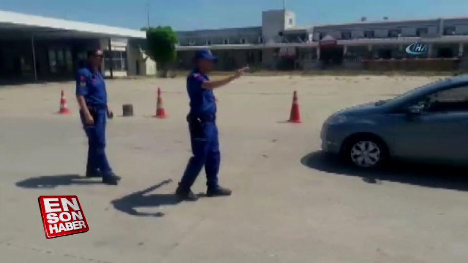 Jandarma yeni kıyafetlerini giydi