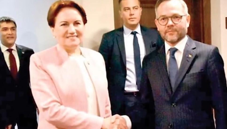 Kürtlerden İyi parti'ye oy isteyen Alman politikacı