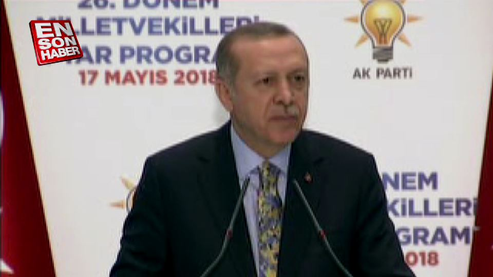 Cumhurbaşkanı: Türk bayrağını vermeyen kardeşimi aradım